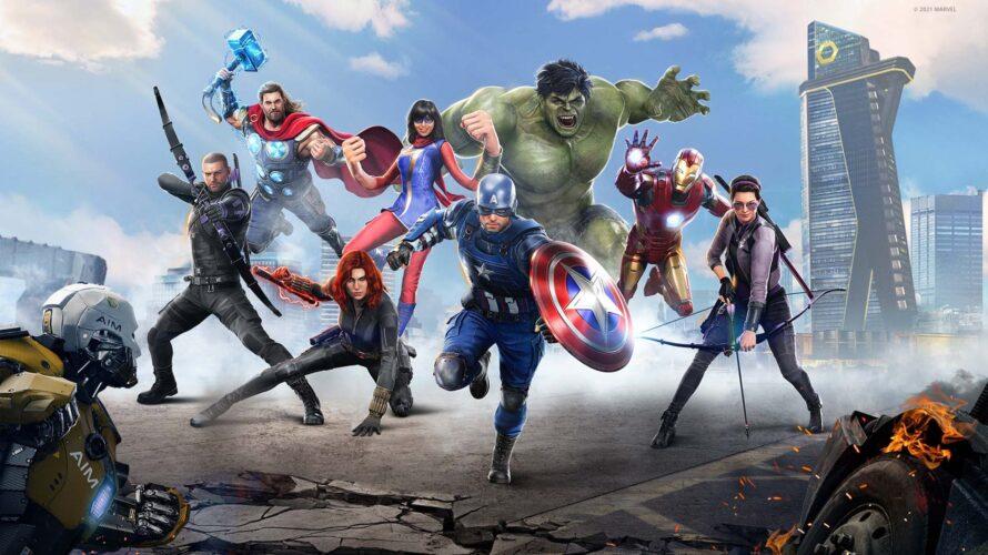【無料】「Marvel'sAvengers」が期間限定でダウンロード・お試し