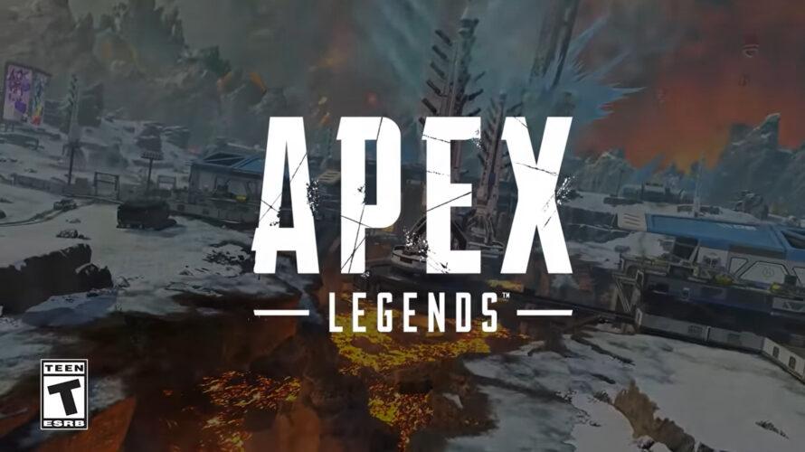 【Apex】シーズン10公式パッチノート!